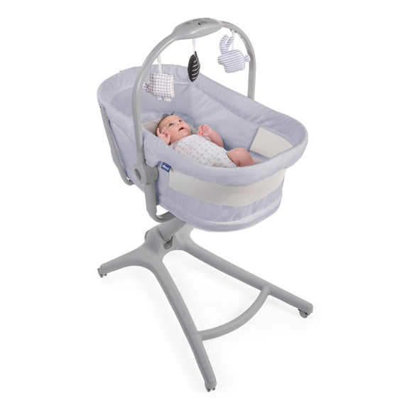 Chicco Baby Hug 4-In-1 Air Cradle Stone