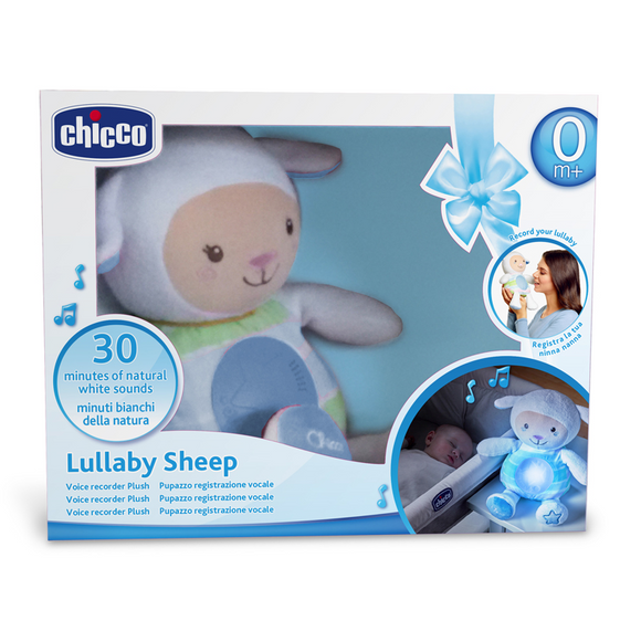 Chicco Lullaby Sheep Baby Night Light – Blue