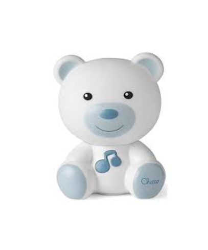 Chicco First Dreams Baby Dreamlight Light Blue