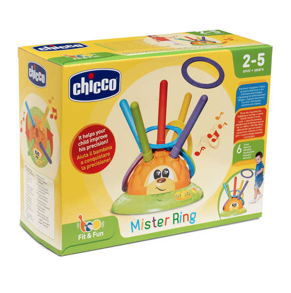 Chicco Fit & Fun Mister Ring Baby Toy