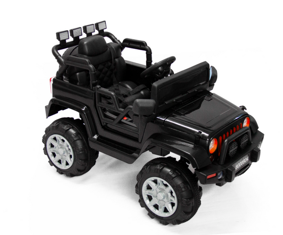 Kids Ride-On-Toy | Jeronimo – Buggy 2.0 – Black 04