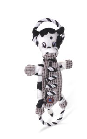 Dog Toy | Ropes-a-go-go Cow