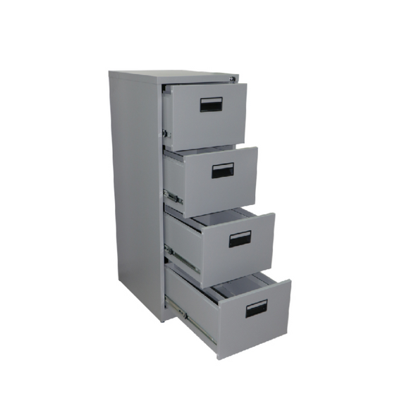 Steel 4 Drawer Filing Cabinet