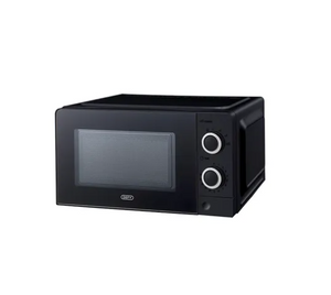 DEFY BLACK 20L Manual Microwave Oven DMO382