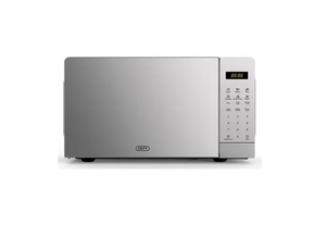 DEFY SILVER 20L Electronic Microwave Oven