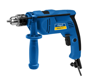 Scheppach | 13mm Impact Drill, variable speed reverse, Soft Grip