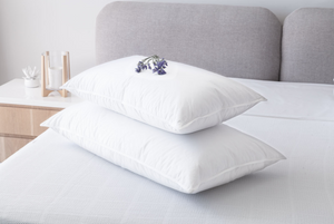 Royal Comfort Duck Feather & Down American Pillow