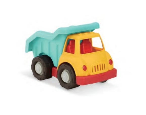 Wonder Wheels - Dump Truck