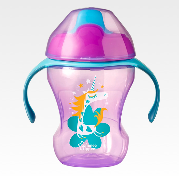 Tommee Tippee | EXPLORA EASY DRINK BABY CUP - GIRL 6M+