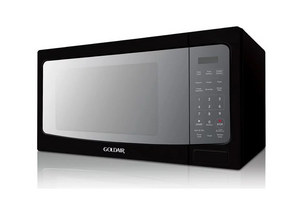 Goldair - 28 Litre Electronic Microwave - Black