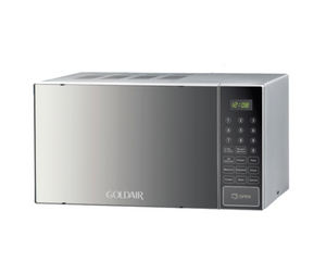 Goldair 30L Microwave Oven Silver