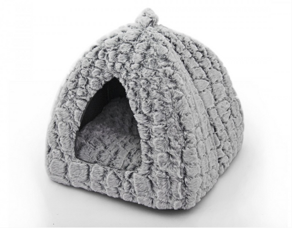 Dog Bed | Rex - Plush Pet House