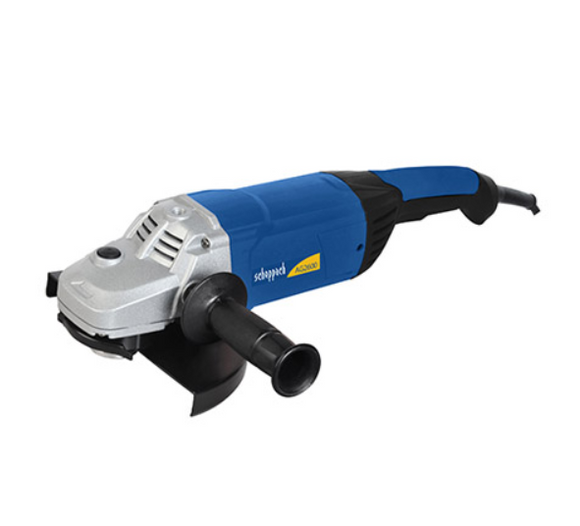 Scheppach | Large Angle Grinder, Soft Start (AG2600)