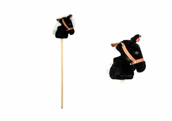 Kids Playtime | HOBBY HORSE BROWN / BLACK - ASSORTED