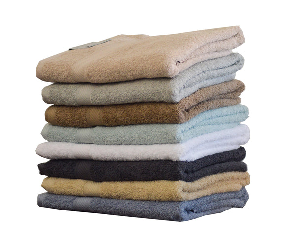 Simon Baker | Hotel Collection 100% Cotton Bath Towels (Various Colours)