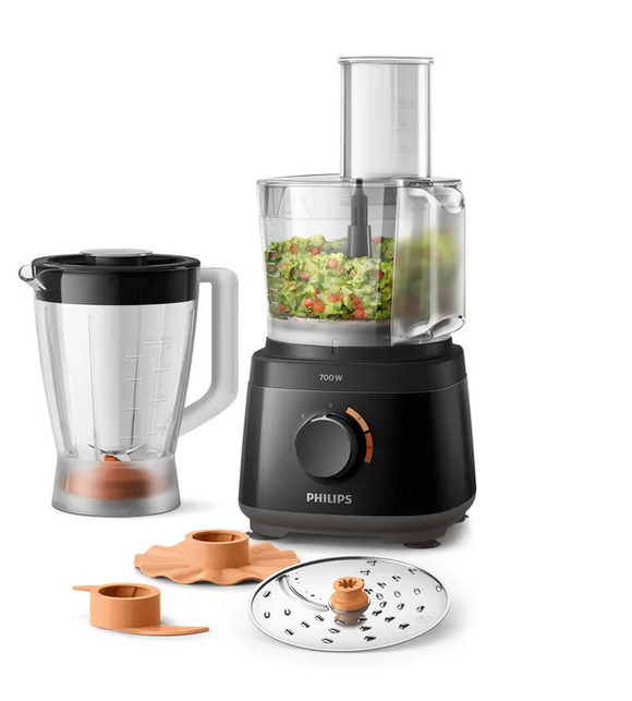 PHILIPS Daily Food Processor 700W SBLAD - HR7320-10