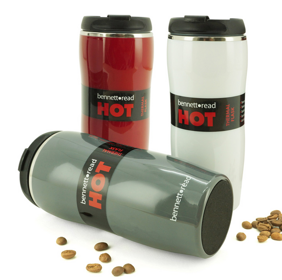 Bennett Read Hot Thermo Flask / Mug