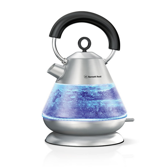 Bennett Read 1.5L Pyramid Glass Kettle