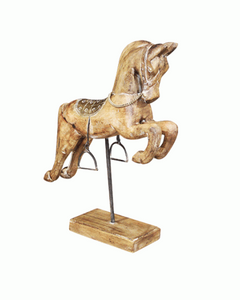 JUMPING HORSE 44CM