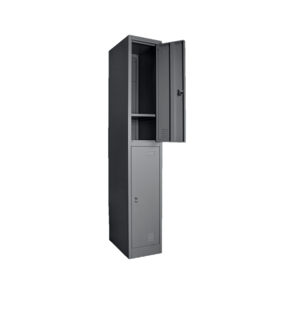 LINX Steel 2 Tier Locker