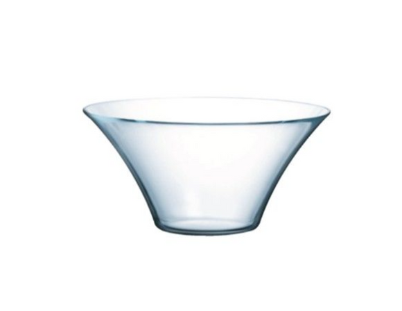 ARC Seasons Clear Bowl 22.5cm Tempered
