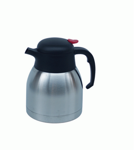 VACUUM FLASK STAINLESS STEEL 1L