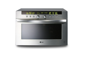 LG 38L Solardom Convection Microwave - Stainless Steel