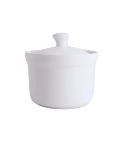 CLASSIC SUGAR BOWL WITH LID 10 CM