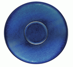 NOVA STYLE SAUCER 14CM BLUE (Set of 6)