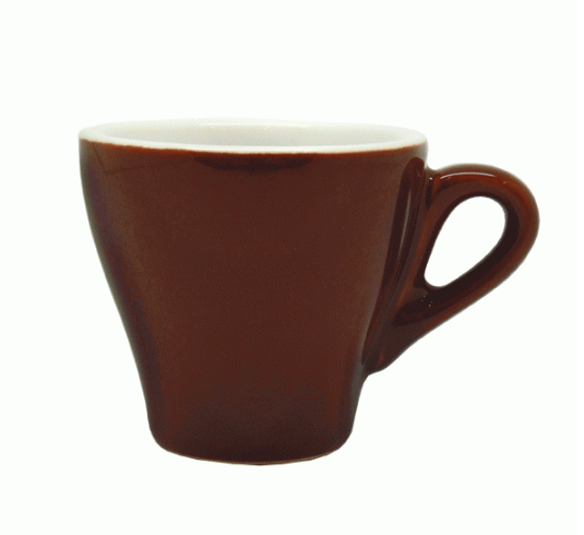 Style Cup | NOVA STYLE Brown CUP 70ML (Set of 6)