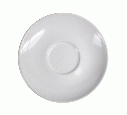 Style Saucer | NOVA White STYLE SAUCER 14CM - FOR 160ML CUP (Set of 6)