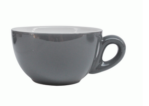 Style Cup | NOVA STYLE CAPPUCCINO CUP 300ML (Set of 4)  Grey