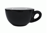 Style Cup | NOVA STYLE CAPPUCCINO CUP 300ML (Set of 4)  Black