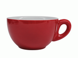 Style Cup | NOVA STYLE CAPPUCCINO CUP 300ML (Set of 4)  Red