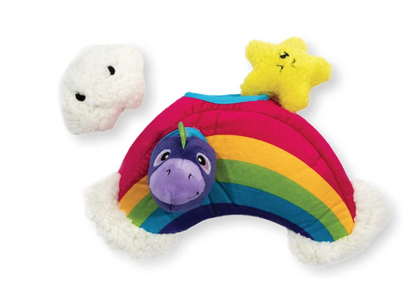 Dog Interactive Toy | Hide a Rainbow