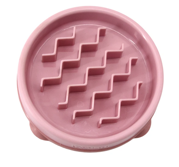 Dog Feeder | Outward Hound Fun Feeder Tiny Pink