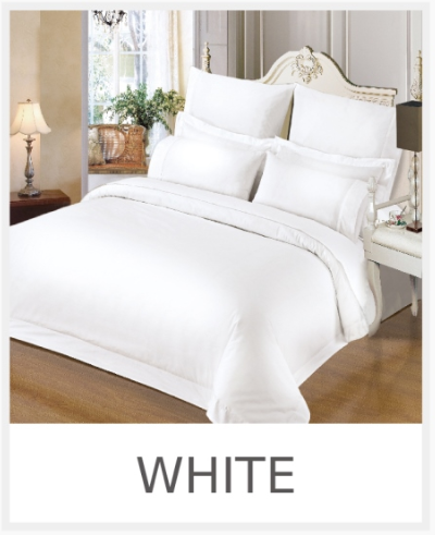 Simon Baker | 230 Thread Count Hotel Collection King Size White Pillowcase 50 x 90 CM (Pair)