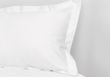 300 Thread Count White American Pillow Case Set