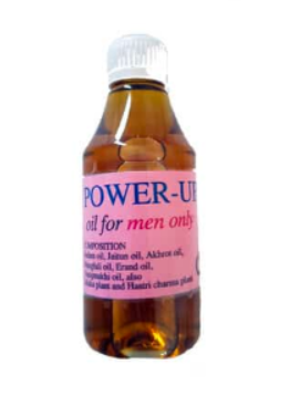 Power-Up Oil for Men