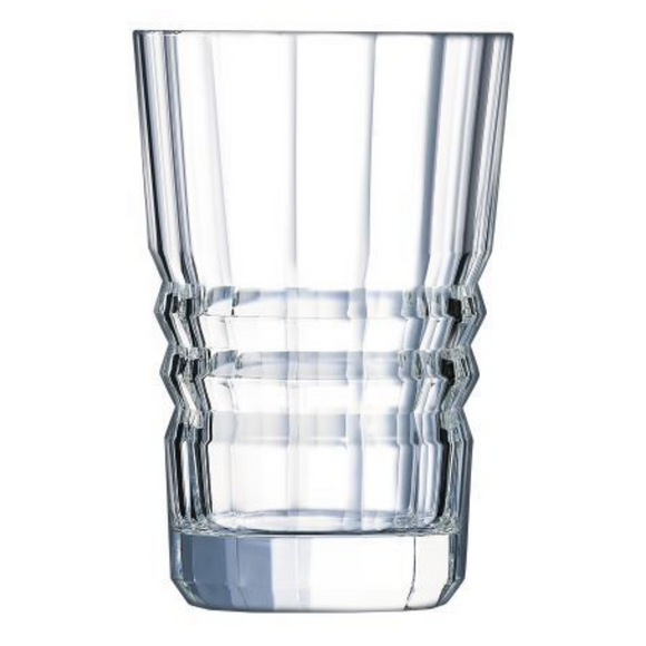 HIBALL Glass | ARC Louisiane HIBALL 360ML (Set of 6)
