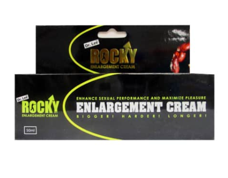 Rocky Penis | Enlargement Cream
