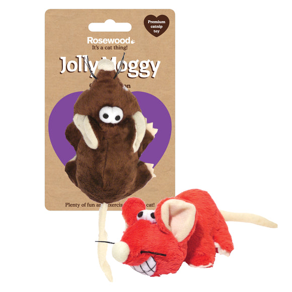 Cat Toy | Rosewood Jolly Moggy Cheeky Mice