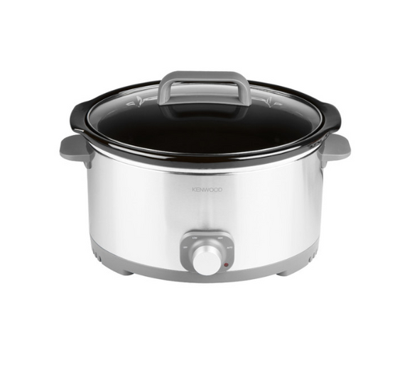 KENWOOD Slow Cooker - Stainless Steel