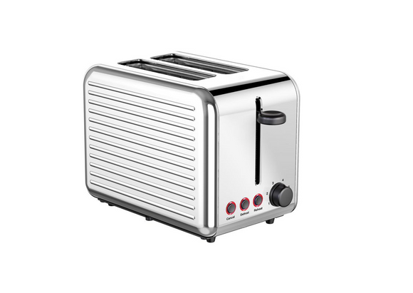 Sunbeam Ultimum 2 Slice Toaster Chrome