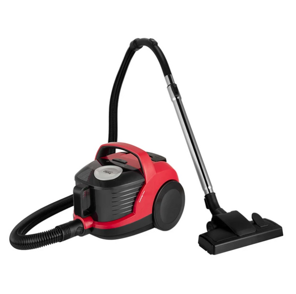 DEFY Bagless Vacuum Cleaner Red - VC 32801 R
