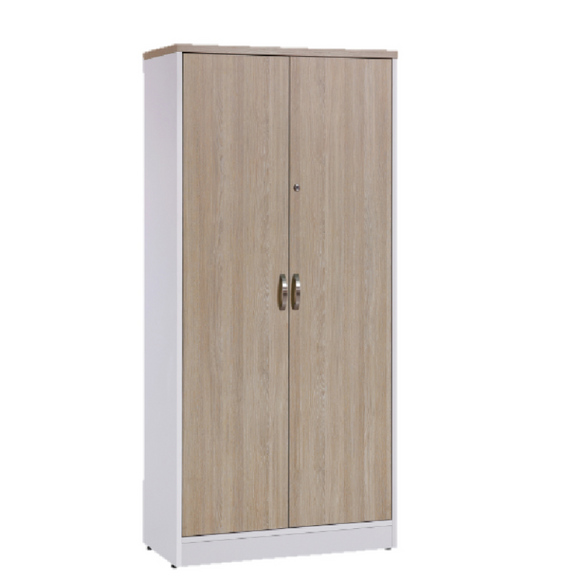 Palazo 2 Door 4 Tier Cabinet