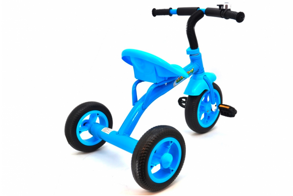 Kids Playtime | TRICYCLE BLUE WITH BELL