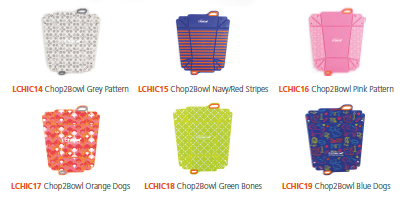 Dog Bowls | L'Chic Innovative Pet Water Bowl and Chopping Board