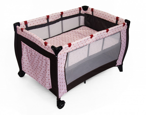 Nuovo Baby Camping Cot & Changing Station