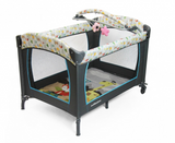 Nuovo Baby Camping Cot with Bassinet